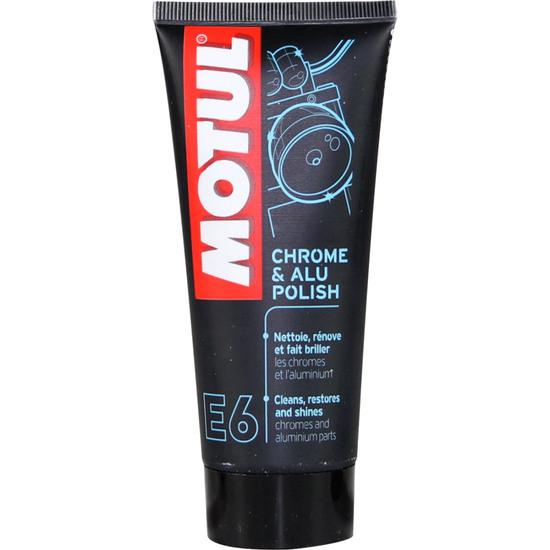 MOTUL CHROME AND ALU POLISH Oil and spray