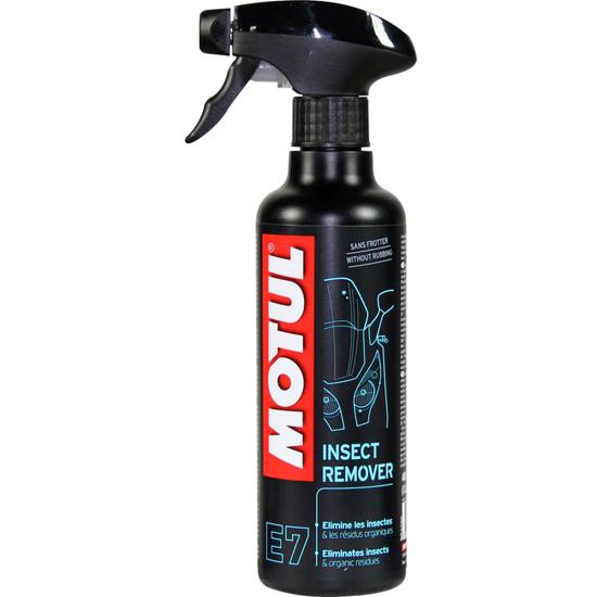 Aceite y Spray MOTUL INSECT REMOVER