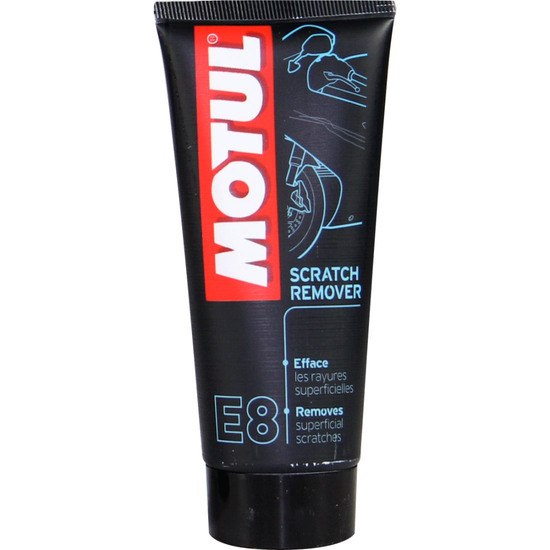 Óleos e spray MOTUL SCRATCH REMOVER