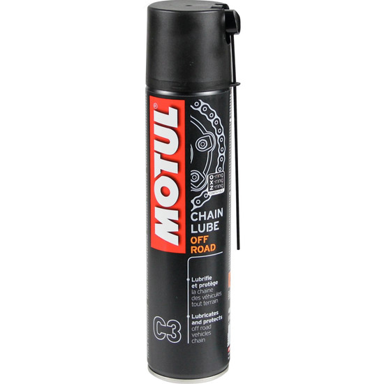 MOTUL CHAIN LUBE OFF-ROAD Oil and spray