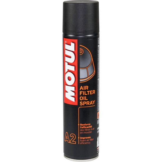 Aceite y Spray MOTUL AIR FILTER OIL SPRAY