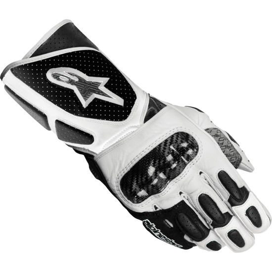 ALPINESTARS Stella SP-2 Lady White / Black Gloves