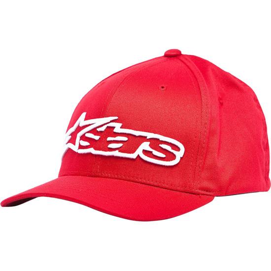 Boné ALPINESTARS Blaze Flexfit Red