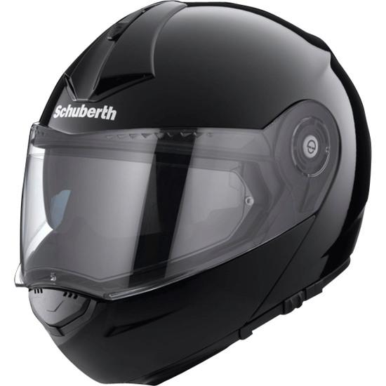 Casco SCHUBERTH C3 Pro Glossy Black