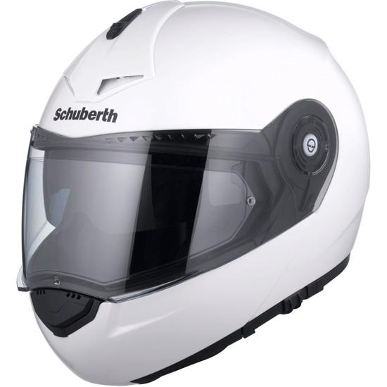SCHUBERTH C3 Pro Glossy White Helmet