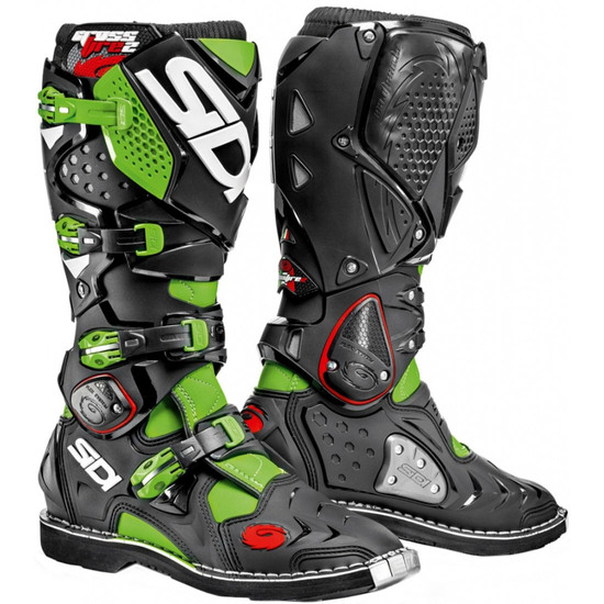Bottes SIDI Crossfire 2 Green / Black