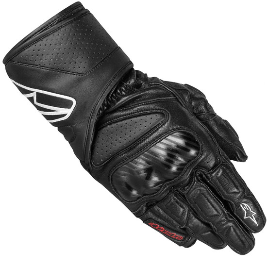 Guanto ALPINESTARS SP-8 Black