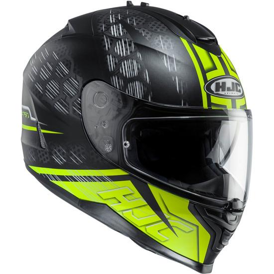 HJC IS-17 Enver MC-4HSF Helmet