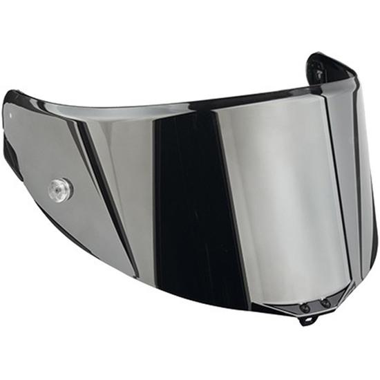 Accesorio casco AGV Race 2 Pinlock Iridium Silver