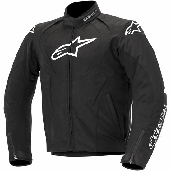 ALPINESTARS T-JAWS WP SE Black Jacket