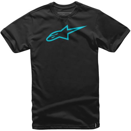 Jersey ALPINESTARS Ageless Black / Turquoise