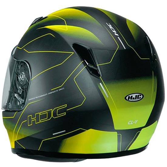 Casco HJC CL-Y Junior Taze MC-4HSF