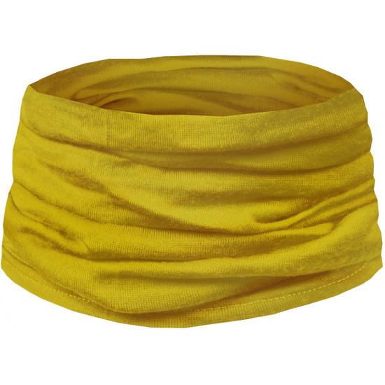 Casquette / Bonnet / Bandeau ENDURA Baabaa Merino Multitube Mustard
