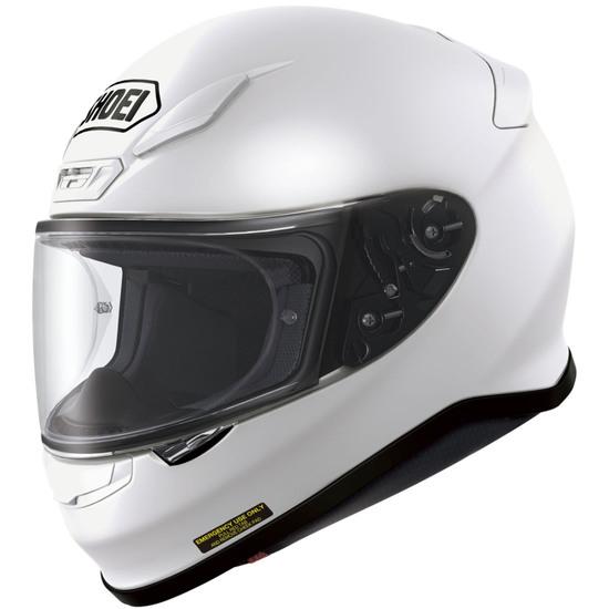 Helm SHOEI NXR White