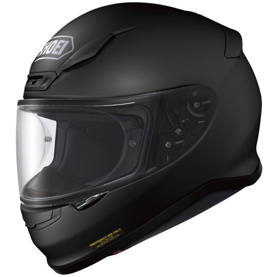 Casco SHOEI NXR Matt Black