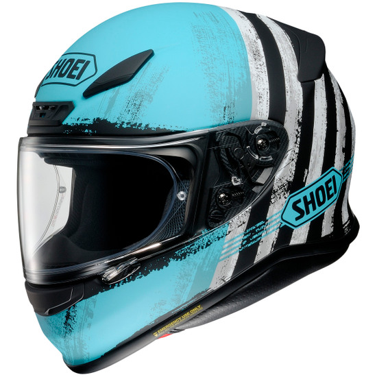 Casque SHOEI NXR Shorebreak TC-2