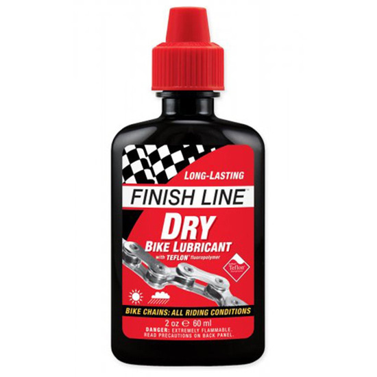 FINISH LINE Dry Lube Teflon 2oz (60ml) Workshop