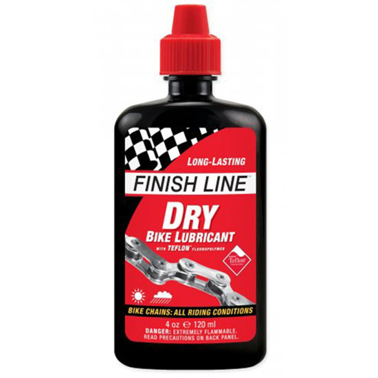 Taller FINISH LINE Dry Lube Teflon 4oz (120ml)