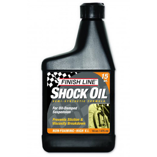 Taller FINISH LINE Shock Oil 15wt 16oz (475ml)