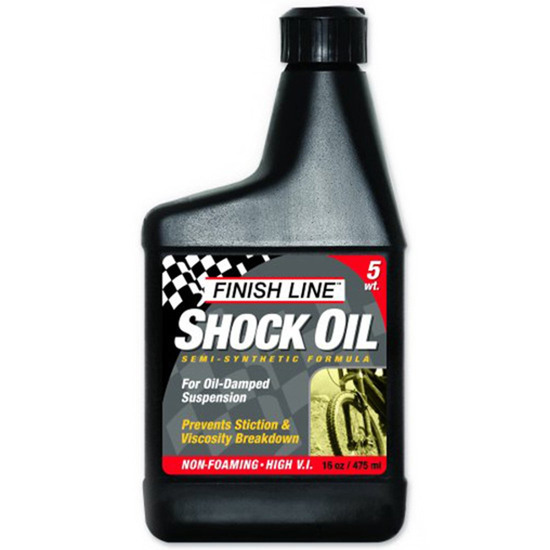 Taller FINISH LINE Shock Oil 5wt 16oz (475ml)