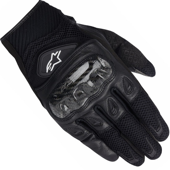 Gants ALPINESTARS SMX-2 Air Carbon SE Black