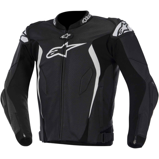 Chaqueta ALPINESTARS Gp Tech Black / White