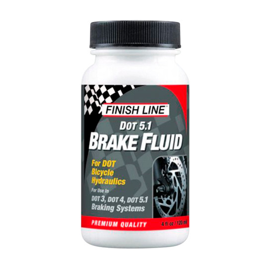 Officina FINISH LINE DOT 5.1 Brake Fluid 4oz (120ml)