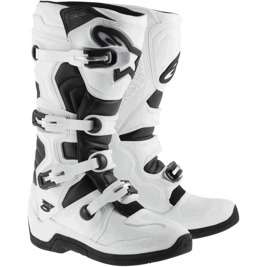 Botas ALPINESTARS Tech 5 White / Black