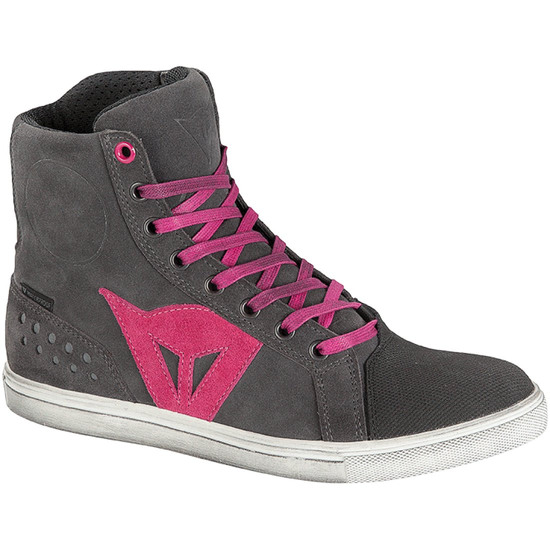Stiefel DAINESE Street Biker Lady D-WP ANT / Fuxia