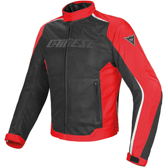 Jacke DAINESE Hydra Flux D-Dry Black / Red / White