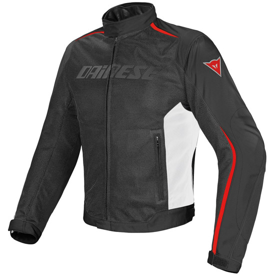 Chaqueta DAINESE Hydra Flux D-Dry Black / White / Red