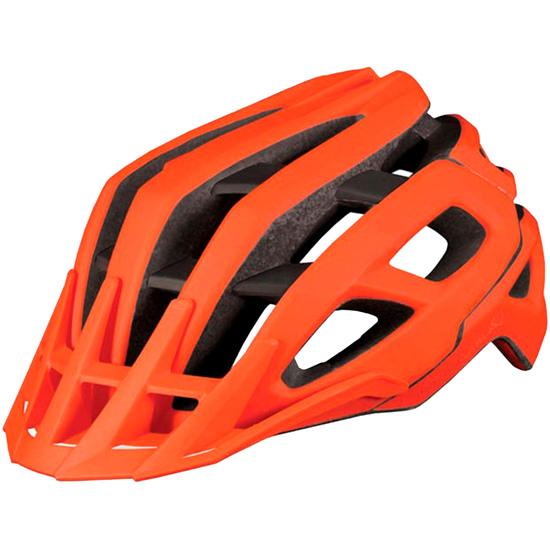 ENDURA Singletrack Orange Helmet