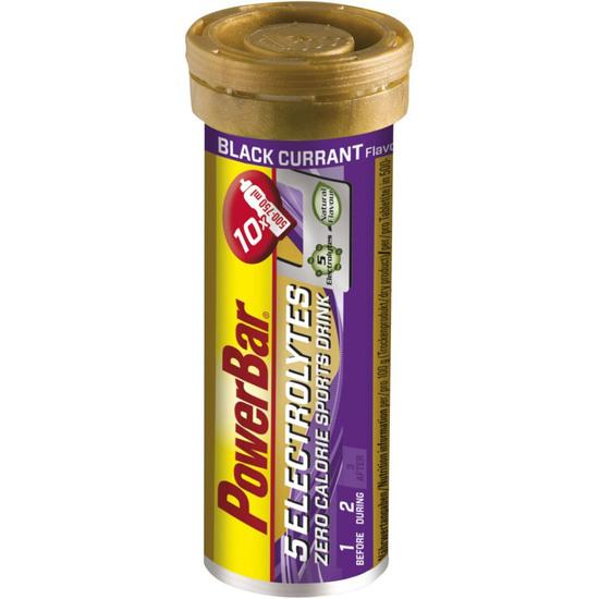 POWERBAR 5 Electrolytes Black Currant Nutrition
