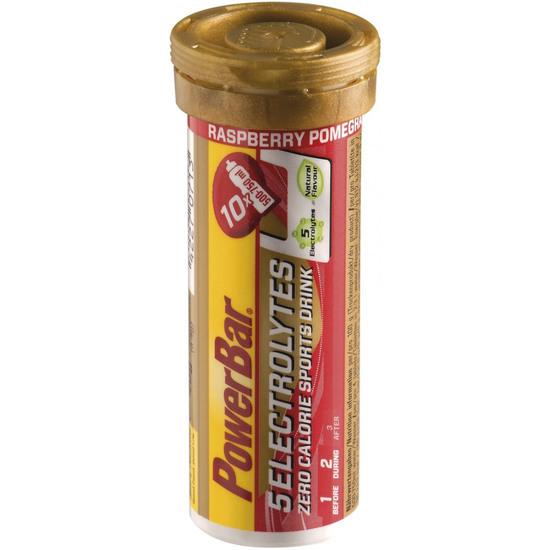 Nutrizione POWERBAR 5 Electrolytes Raspberry Pomegranate