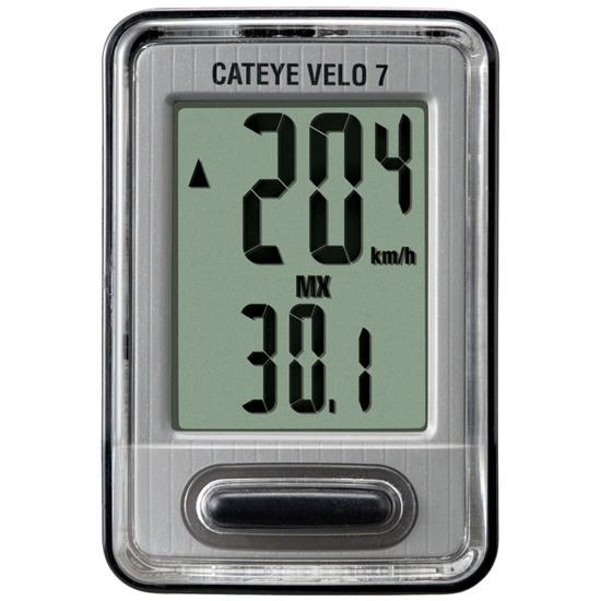 Kilometerzähler CATEYE Velo 7