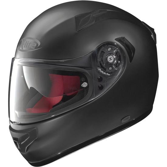 Capacete X-LITE X-661 Start N-Com Flat Black