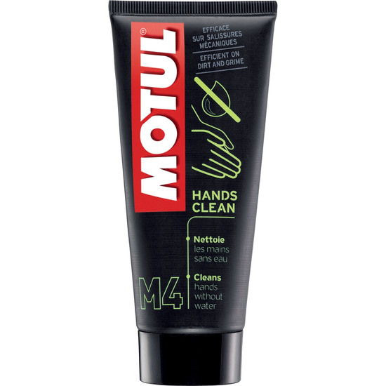 Óleos e spray MOTUL M4 Hands Clean