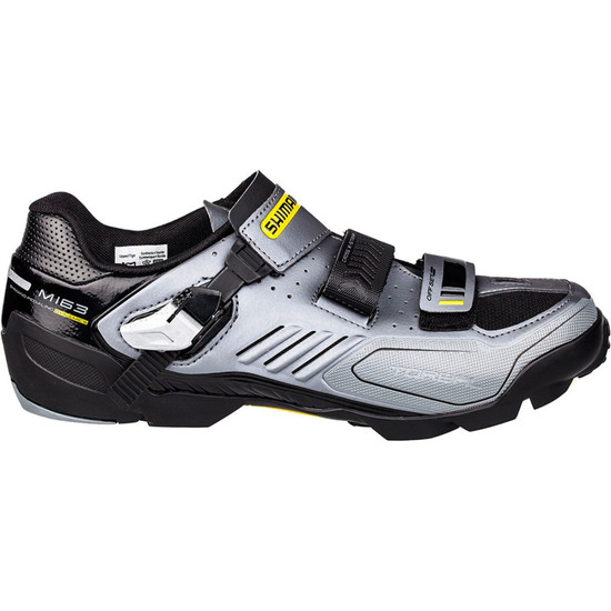 Chaussures SHIMANO M163 SPD 25th Anniversary Limited Edition Grey