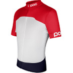 POC Raceday Climber Bohrium Red / Hydrogen White