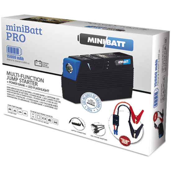 Chargeur de batterie MINIBATT PRO CMB5
