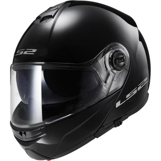 Capacete LS2 FF325 Strobe Black