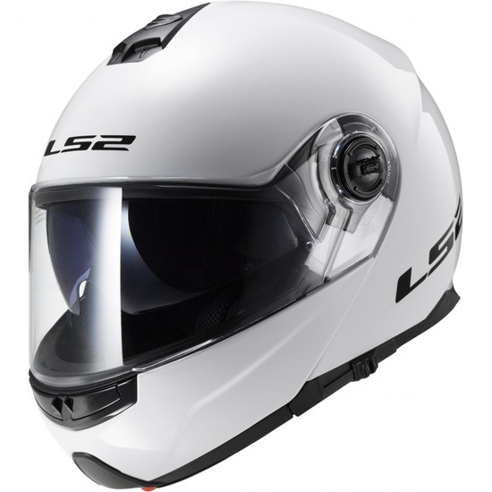 Capacete LS2 FF325 Strobe White