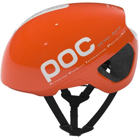 Casco POC Octal Aero AVIP Zinc Orange