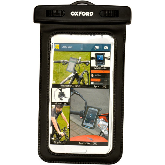 OXFORD Aqua Dryphone Cover and storage