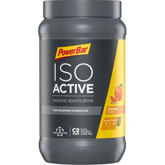 Nutrition POWERBAR Isoactive Orange Flavour 600gr.