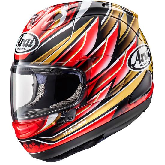 ARAI RX-7V Nakagami GP Helmet