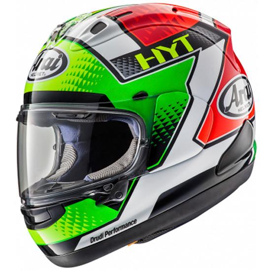 ARAI RX-7V Giugliano Helmet