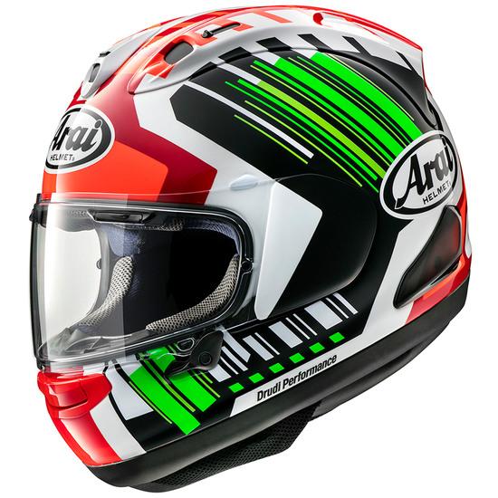ARAI RX-7V Rea Green Helmet