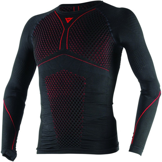 DAINESE D-Core Thermo LS Black / Red Thermal