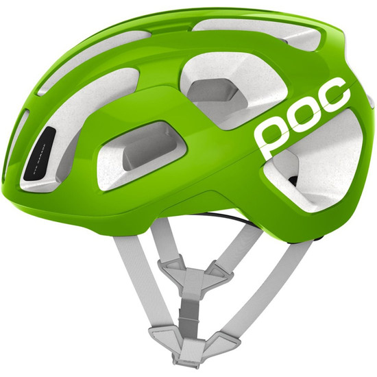 Casco POC Octal Raceday Cannondale Edition Cannon Green